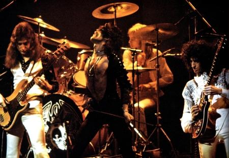 Sheer Heart Attack Tour - Queen