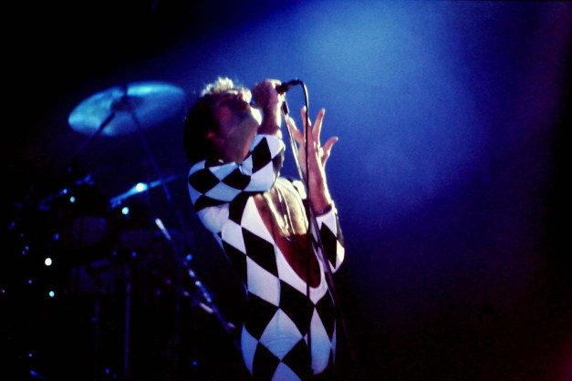 Freddie - News Of The World Tour (1)