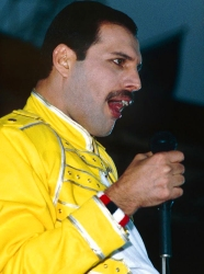 Magic Tour 1986 - Freddie Mercury
